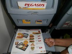 Фото еды Pegasus Airlines №13