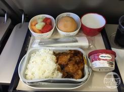 Фото еды Cathay Pacific №30
