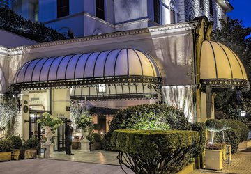 Фото Aldrovandi Villa Borghese - The Leading Hotels of the World №