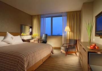 Фото Four Points by Sheraton Shanghai, Daning №