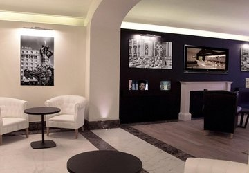 Фото The First Luxury Art Hotel Roma №