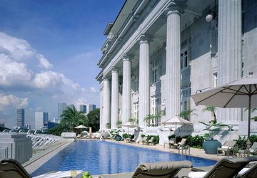 Фото The Fullerton Hotel Singapore №
