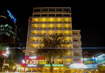 Фото Saigon Star Hotel №