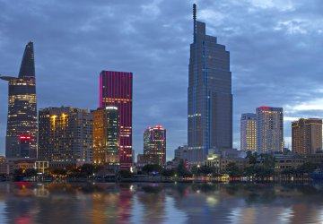 Фото Sheraton Saigon Hotel & Towers №