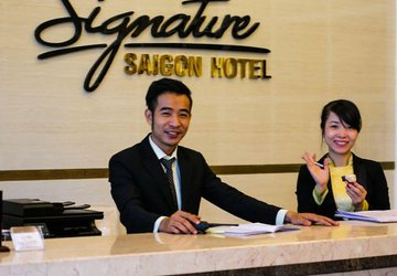 Фото Signature Saigon Hotel №