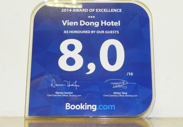 Фото Vien Dong Hotel №