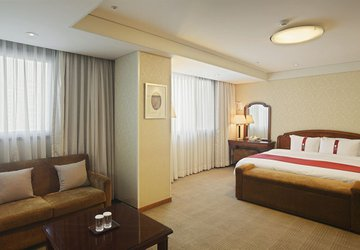 Фото Holiday Inn Seoul Seongbuk №
