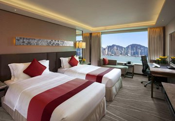 Фото InterContinental Grand Stanford Hong Kong №
