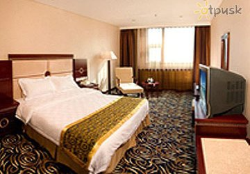 Фото Beijing Taimushan International Business Hotel №