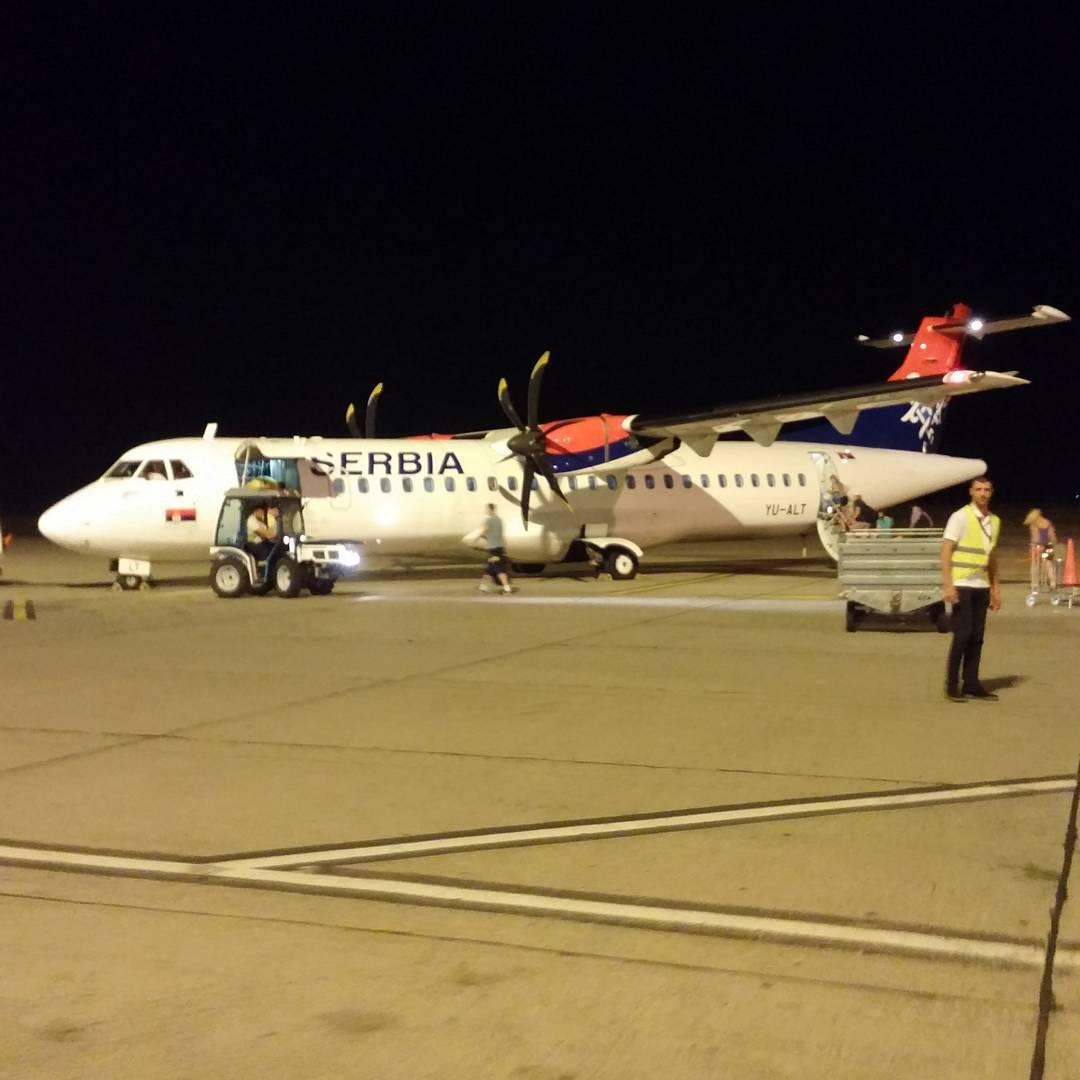 Форум авиакомпании Air Serbia (Эйр Сербия)