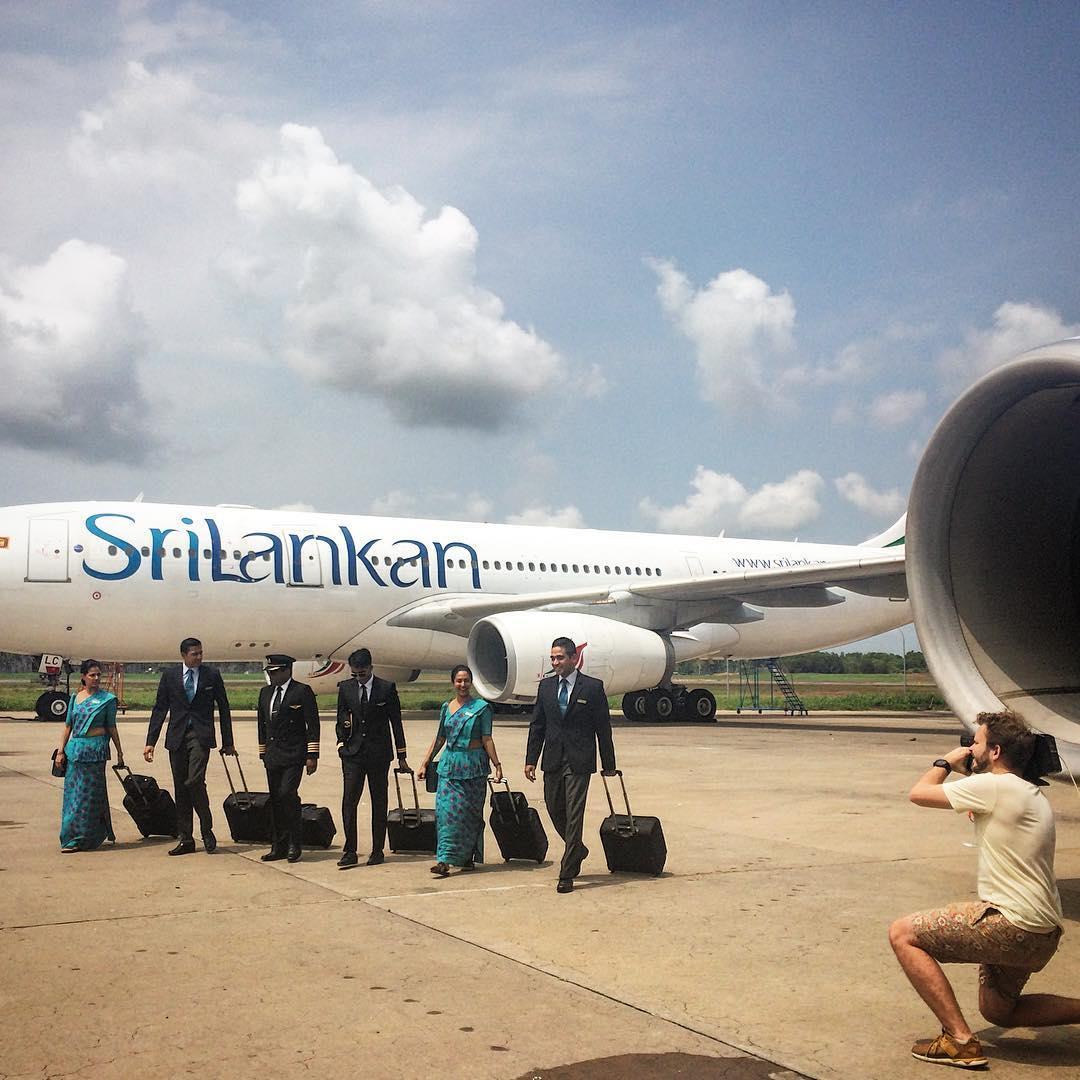 Srilankan airways