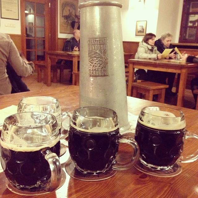 Пивовар страгов
