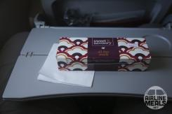 Фото еды Qatar Airways №1